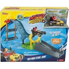 Fisher Price Mickey and the Roadsters Racers Toy