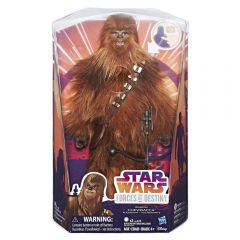 Star Wars Forces Of Destiny Deluxe Chewbacca Roaring Adventure Figure