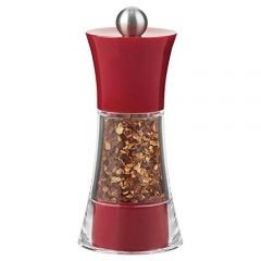 Trudeau Maison Pepper Mill Red 5in