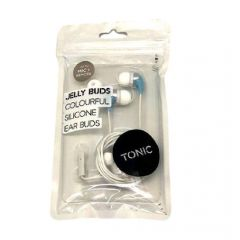 Tonic Jelly Buds Silicone Earbuds