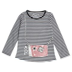Mini Made Stripes and Stars Legging and Long Sleeve T-Shirt Set