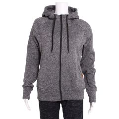 Snotek Zip Up Fleece Lined Hoodie