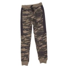 Billy Wear Fleece Joggers Camouflage Size 8-16