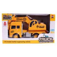 Mini Musical Construction Vehicles