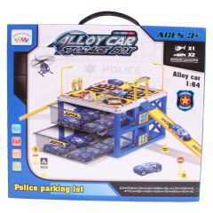 Alloy Car Parking Lot Storage Box