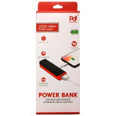 Hype 2200 mAh Power Bank Charger
