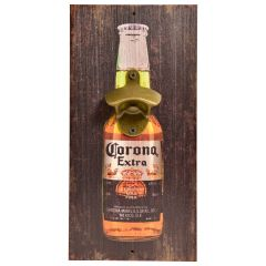 Corona Bottle Opener Wall Art