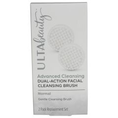 Ulta Beauty Cleansing Brush Replacement Set 2Pk