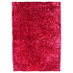 Chenille Bathmat Assorted 20 x 30in