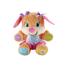 Fisher-Price Laugh & Learn Smart Stages Puppy Pink