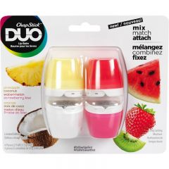 ChapStick DUO Mix And Match Lip Balm 4Pk