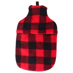 Great Northern Buffalo Plaid Hot Water Bottle 2L