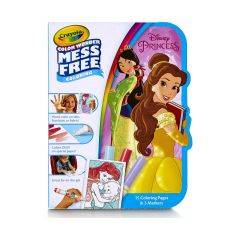Crayola Disney Princess On-The-Go Color Wonder Coloring Kit
