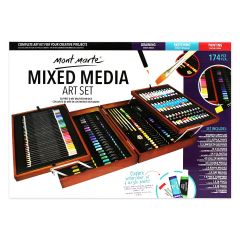 Mont Marte Mixed Media Art Set 174 Pieces