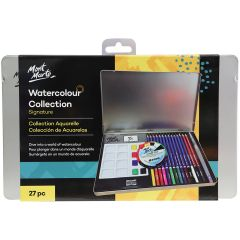 Mont Marte Watercolour Set 27 Pieces
