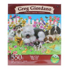 Greg Giordano Collection Puzzle Sets Assorted