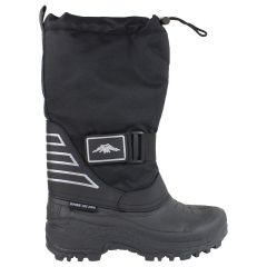 Arctic Ridge Men's Felt Liner Boots Black
