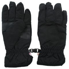 Hot Paws Microfiber Gloves Black