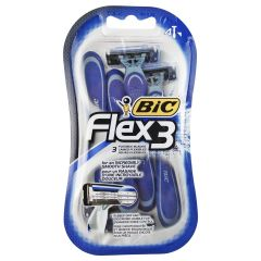 Bic Flex 3 Shavers 4 Pack