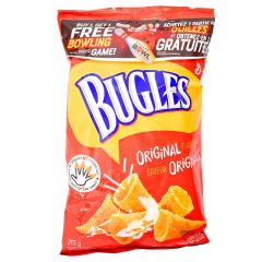 Bugles Original Flavour Snacks 213g