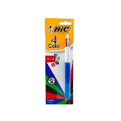 BIC Four Colour Ink Pen