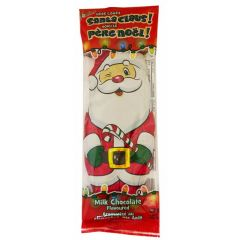 Palmer Solid Milk Chocolate Santa Claus 125g