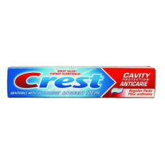 Crest Toothpaste Cavity Protection Regular Paste 100 ml