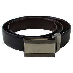CHAMPS Mens Reversible Belt Small