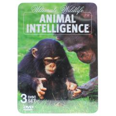 Ultimate Wildlife Animal Intelligence DVD 3 Disc Set