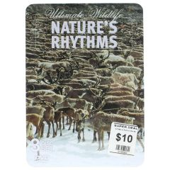 Ultimate Wildlife Nature's Rhythms DVD 3 Disc Set