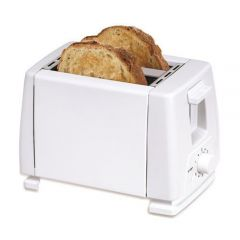 Hauz Toaster 2 Slices 750W White