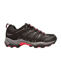 Low Cut Hiking Shoe Black