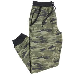 Sweet Jeans Plus Size Joggers Camouflage