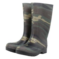 Youth Boys Rubber Boots Camouflage