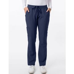 Green Town 4 Flex Collection Scrub Pant Navy