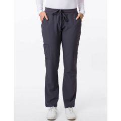 Green Town 4 Flex Collection Scrub Pant Steel Grey