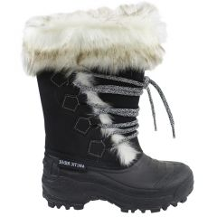 Artic Ridge Girl's Mukluk Winter Boot Black