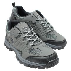 Air Balance Men's Hiking Shoe Grey & Black