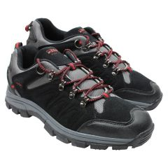Air Balance Men's Hiking Shoes Black & Red