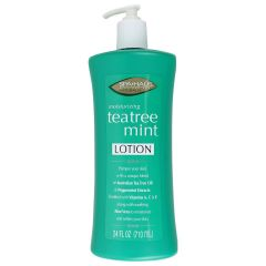 Spa Haus Naturally Moisturizing Tea Tree Mint Body Lotion 710 ml