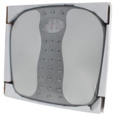 Novel Mechanical Personal Bathroom Scale Grey