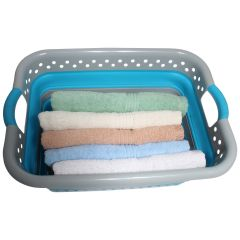 Collapsible Laundry Basket Square