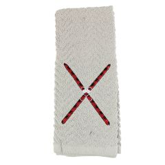 EMB Hand Towel 2 Pack Assorted