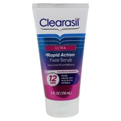 Clearasil Ultra Rapid Action Exfoliating Scrub 150ml
