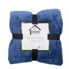 Home Essentials Popcorn Throw 50 x 68in