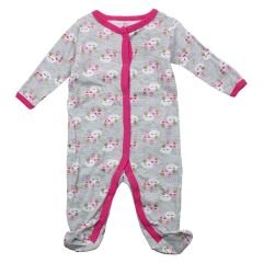 Duck Duck Goose Girls 3 Piece Set Pink & Grey