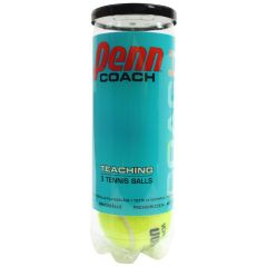 Penn Coach Teaching Tennis Balls 3Pk