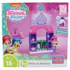 Mega Bloks Nickelodeon Shimmer & Shine Dress Up Shimmer