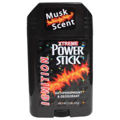 Power Stick Xtreme Ignition Antiperspirant & Deo 2oz