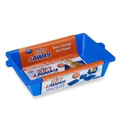 Sift Away 3 Tray Cat Litter Sifting System